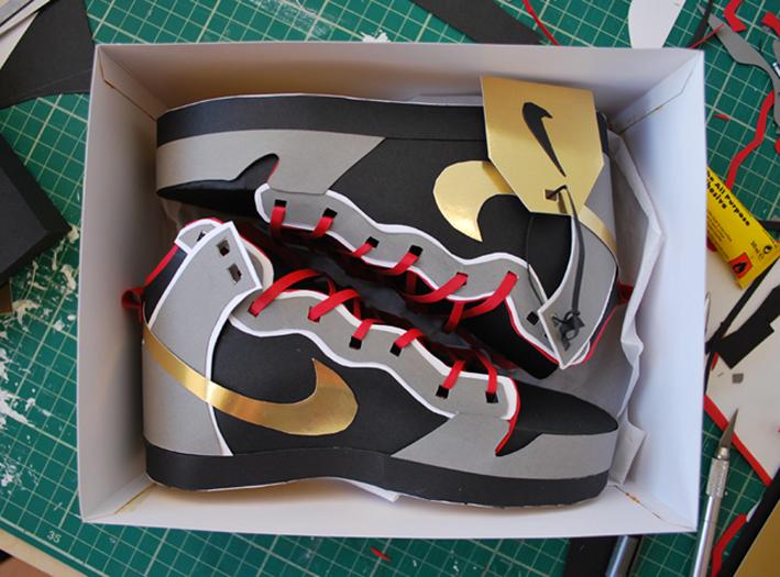 Hustle Papercraft NikesSidewalk Browning's Browning's David David Papercraft NikesSidewalk yOmn8wvN0