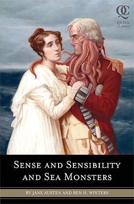 Books | Sense and Sensibility and Sea Monsters