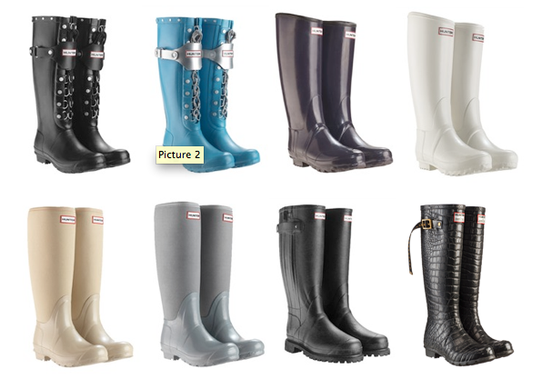 Fancy Rubber Boots Part Three