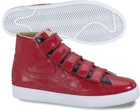 Nike Blazer Lav Ac Hvit / Hvite Joggesko For Barn itFcI4