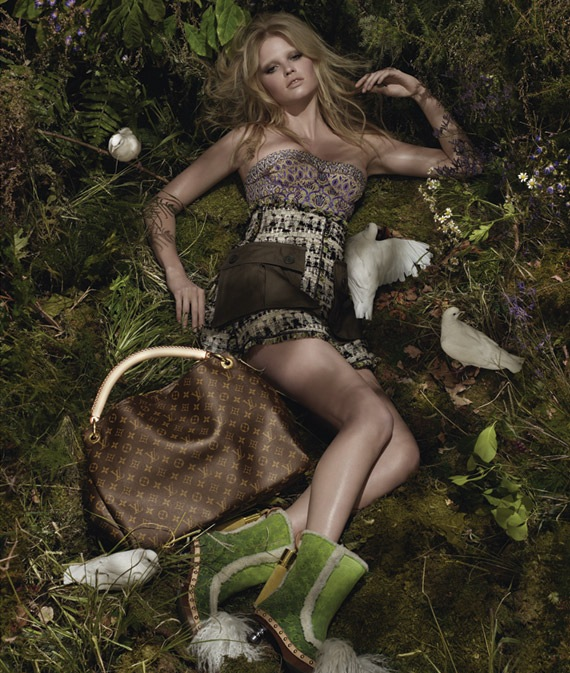 Louis Vuitton Campaign for This Spring-Summer 2010