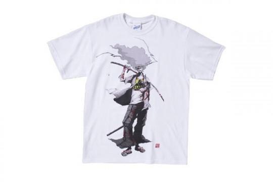 samurai x wallpaper. More Afro Samurai x XLARGE�