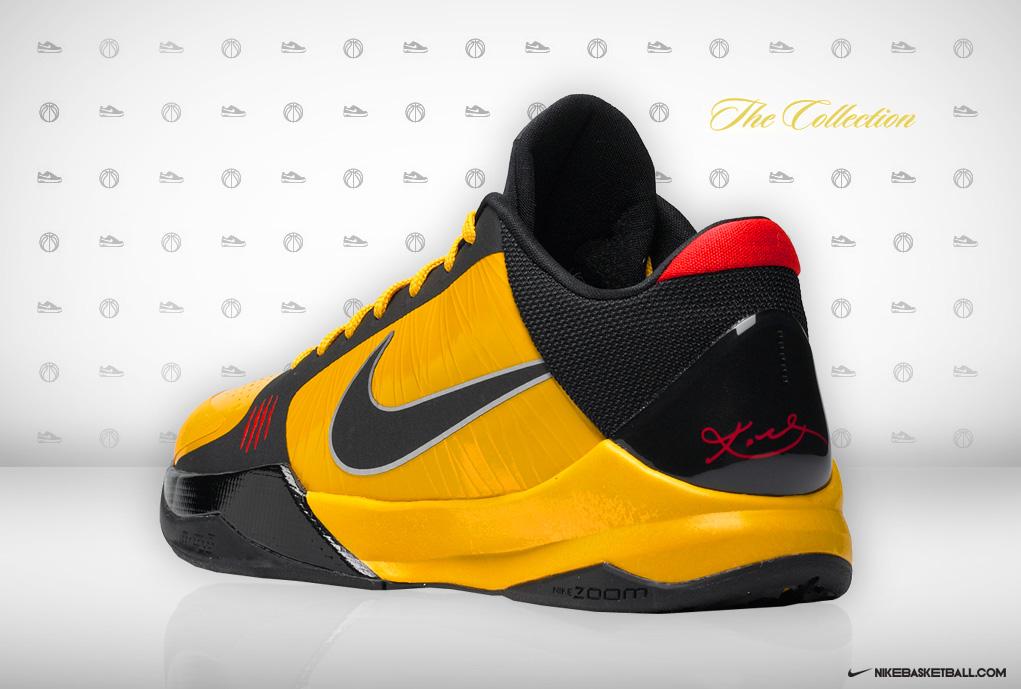 the latest aae6f 92c0d Nike Zoom Kobe V Bruce Lee Sneaker! | Sidewalk Hustle