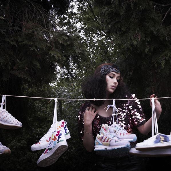 new style fbaf1 ec7eb adidas Originals & Fafi Spring/Summer 2010 Lookbook | Sidewalk Hustle