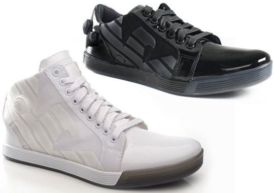 Reebok x Emporio Armani Sneaker Collection