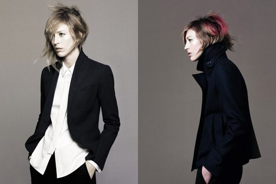 +J by Jil Sander for UNIQLO Fall 2010 Ad Campaign ...
