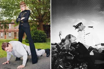 Corps d'Elite | Vogue Paris September 2010