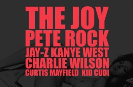 Kanye West The Joy Pete Rock