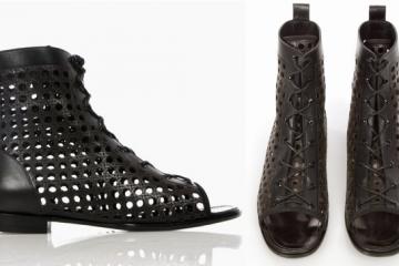 Proenza Schouler Lattice Boots