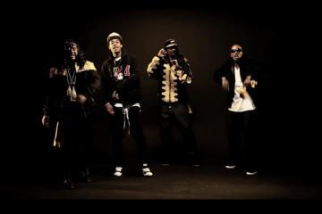 Wiz Khalifa Black And Yellow G-Mix