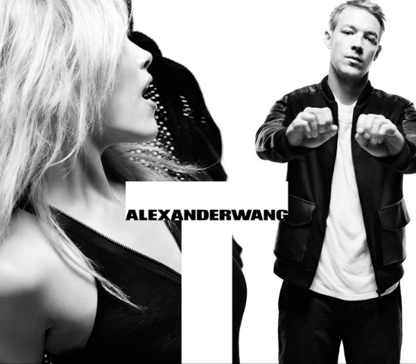 Ashley Smith Diplo T Alexander Wang