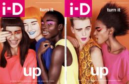 i-D Magazine Pre-Spring 2011 Covers