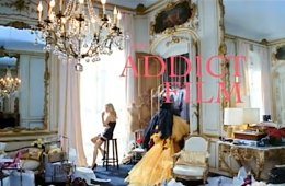 Christian Dior THE ICONIC LIPSTICK film Featuring Kate Moss