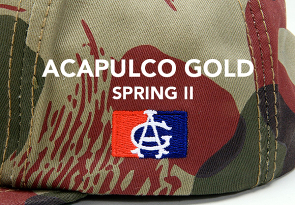 Acapulco Gold Spring 2011 Delivery 2
