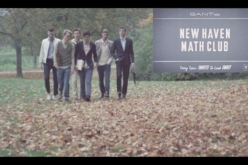 GANT Rugger The New Haven Math Club Film