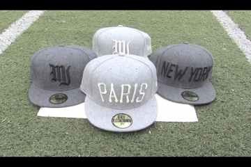 Marc Jacobs x New Era Caps