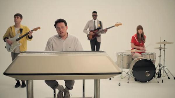 Metronomy - The Look Music Videos
