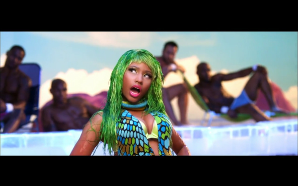 nicki minaj 2011 super bass. Today Nicki Minaj released her