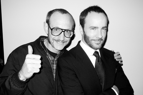 Terry Richardson Shoots Fashion Legends At Sotheby's ...