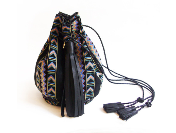 23e349acd Must Have: Wendy Nichol Aztec Bullet Bag | Sidewalk Hustle