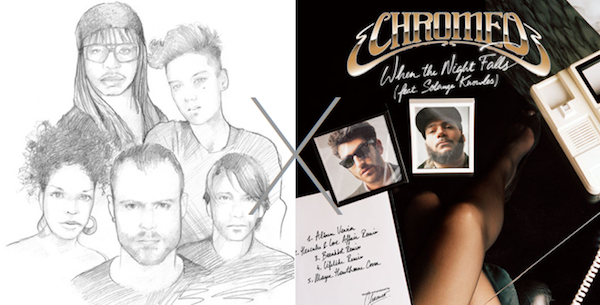 Chromeo When The Night Falls Hercules And Love Affair Remix