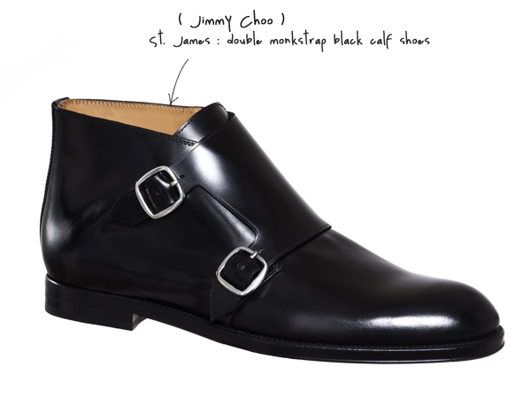 Jimmy choo men 39 s footwear fall winter 2011 ad campaign for Jimmy choo mens shirts