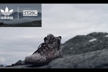 Ransom adidas Originals FallWinter 2011 Collection