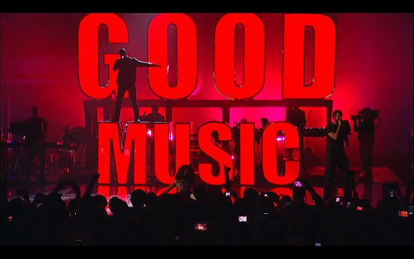 VEVO Presents GOOD Music Kanye West Dark Fantasy Teyana Taylor