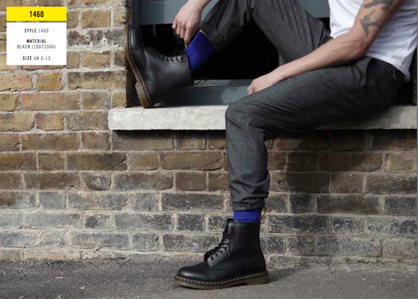 Dr. Martens Autumn/Winter 2011 Preview