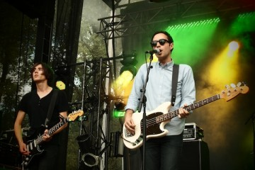 The Pains Of Being Pure At Heart Osheaga 2011