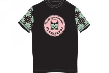 Kreayshawn Tour Dates Limited Edition Tshirt