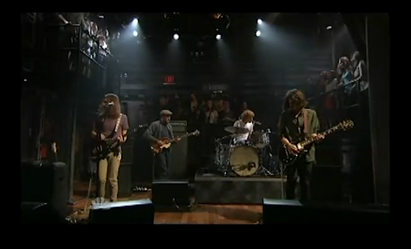 Tame Impala on Jimmy Fallon