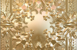 Watch the Throne Deluxe Edition Artwork