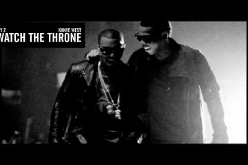 Watch the Throne Trailer Jay Z Kanye West
