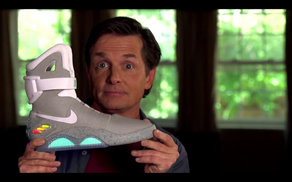 Back For The Future A Message Michael J Fox