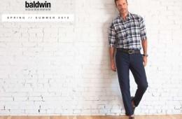 Baldwin Mens Spring Summer 2012