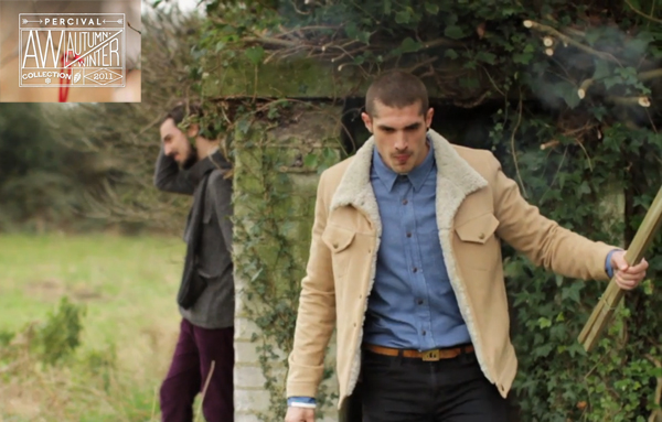 Percival Fall Winter 2011 Collection