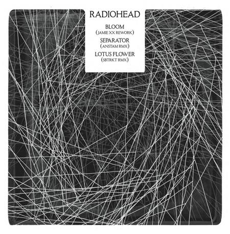 Radiohead Bloom Jamie xx remix