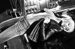 Rihanna Emporio Armani Fall Winter 2011 Campaign