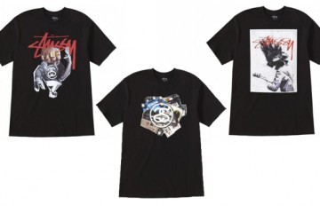 Stussy x James Gallagher T-Shirt Collection