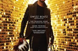 Swizz Beatz Renaissance Man Haute Living August September 2011