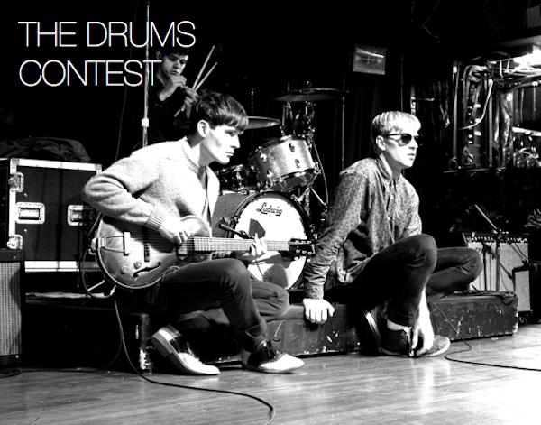 The Drums Ticket & Vinyl Giveaway