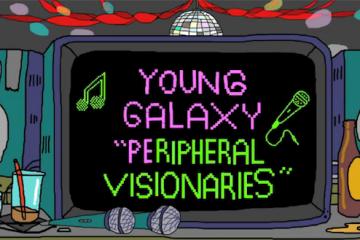 Young Galaxy Peripheral Visionaries Music Video