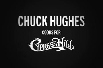 Chuck Hughes Cypress Hill Osheaga 2011