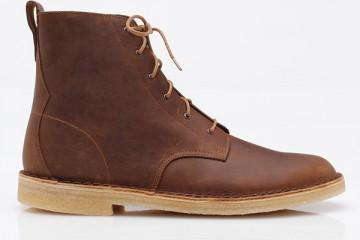 Clarks Desert Mali Beeswax Boots