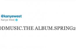 Kanye West GOODMUSIC SPRING 2012