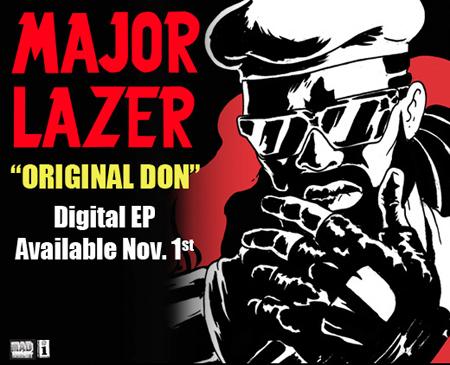 Major Lazer Original Don