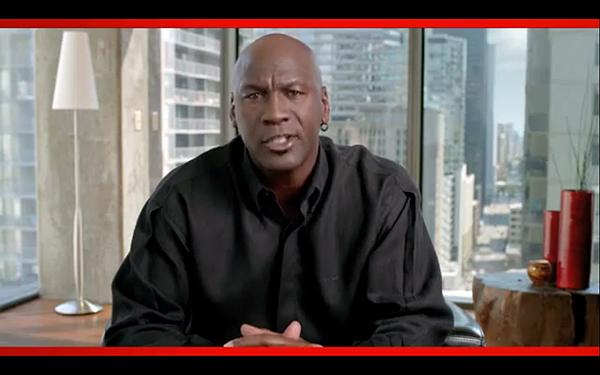 NBA 2K12 Commercial Michael Jordan Drake
