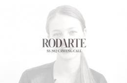 Rodarte Spring Summer 2012 Casting Call