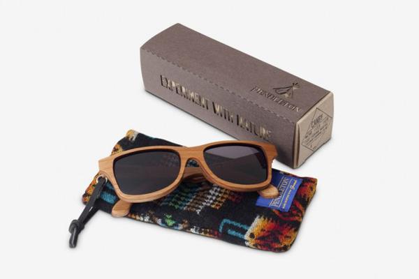 Shwood x Pendleton Canby Sunglasses